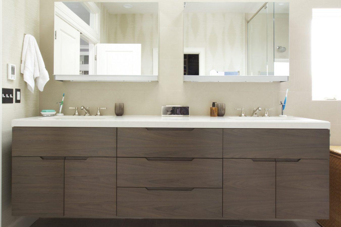 Contemporary Bathroom Project 6 - Teerlink Cabinet